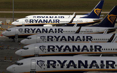 Ryanair znów musi ciąć rozkład