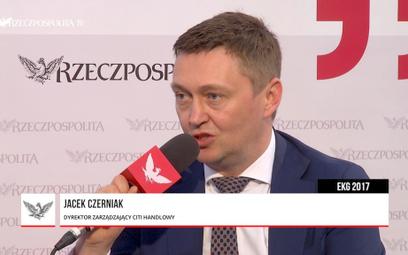 Jacek Czerniak: Citi wspiera podmioty wychodzące za granicę