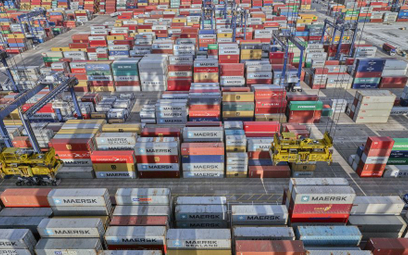 Importerzy z Chin będą słono płacić za transport do końca roku