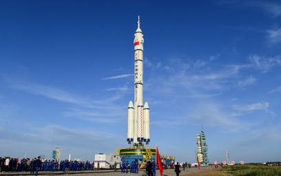 Chiny gotowe do wysłania załogi na nową stację kosmiczną