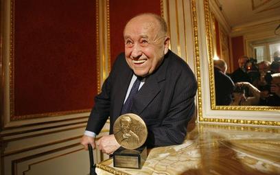Bohdan Osadczuk, laureat tegorocznej nagrody im. Giedroycia