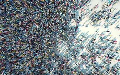 Człowiek może rozpoznać 10 tys. twarzy