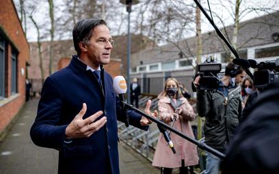 Holandia: Rutte wygrywa wybory