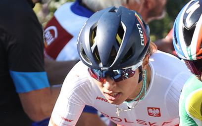 Katarzyna Niewiadoma z brązowym medalem kolarskich MŚ