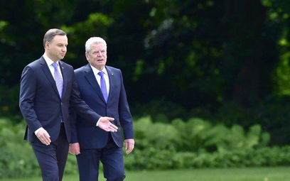 Sondaż: Sojusznicy Polski? Niemcy i Węgrzy