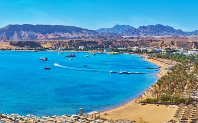 Egipt - kurort Sharm El Sheikh