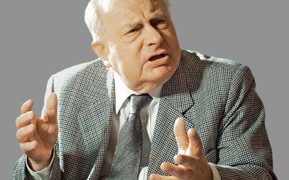 Leszek Kubicki: Zawsze najwięcej satysfakcji sprawiała mi praca naukowa. Minister to z natury rzeczy