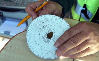 Stawki opłat za badanie tachografu