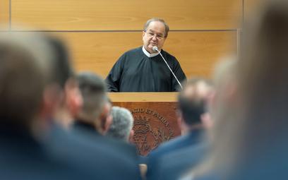 Założyciel i były rektor Wyższej Szkoły Kultury Społecznej i Medialnej w Toruniu ojciec Tadeusz Rydz