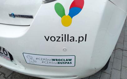 We Wrocławiu koniec Vozilli. Carsharing nie wytrzymał konkurencji