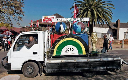 Johannesburg to największe i najbogatsze miasto RPA, ale także niebezpieczne