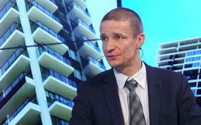 #RZECZoBIZNESIE: Marcin Krasoń: Rynek mieszkaniowy jest mocno nieprzewidywalny