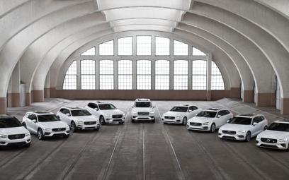 Volvo napędzane zieloną energią. Szybkie i oszczędne.