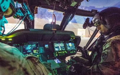 Główną zmianą wprowadzoną podczas modernizacji śmigłowców Sikorsky UH-60L do standardu UH-60V jest z