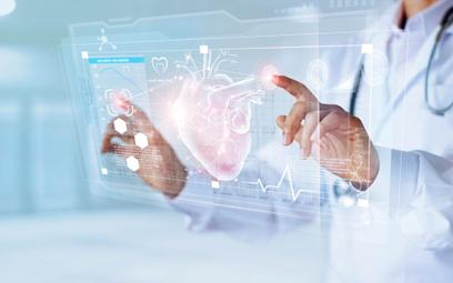 Algorytm widzi przyszłość pacjentów z chorobami serca