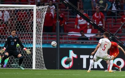 Dania rozbija Walię i melduje się w ćwierćfinale Euro