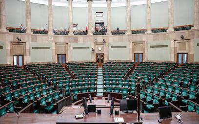 Lista posłów nowego Sejmu
