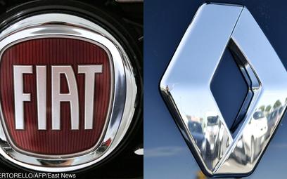 Połączenie FCA i Renault:  Fuzji nie będzie…
