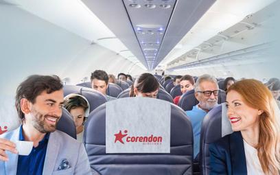 Corendon sprzedaje podwójne siedzenia