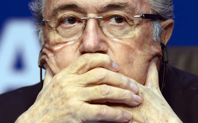 Sepp Blatter, prezydent FIFA