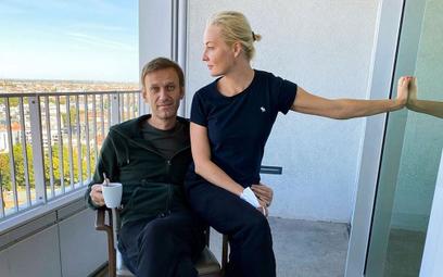 Nawalny apeluje do Rosji: Oddajcie mi ubrania