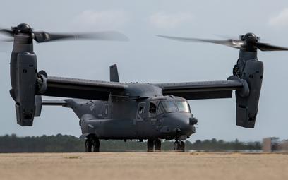 400. dostarczony wielozadaniowego samolotu transportowego pionowego startu i lądowania Bell/Boeing V