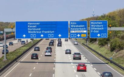 Od końca 2020 roku niemieckie autostrady będą płatne