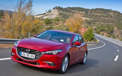 Mazda 3 2.0 SKYACTIV-G: Kompakt na długie podróże