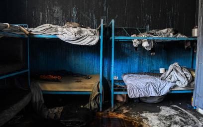 Pożar sierocińca na Haiti. Zginęły dzieci