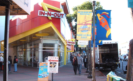 Lokal In-N-Out w San Francisco