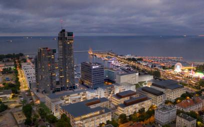 Waterfront II w Gdyni. Budowa rozpocznie się w maju