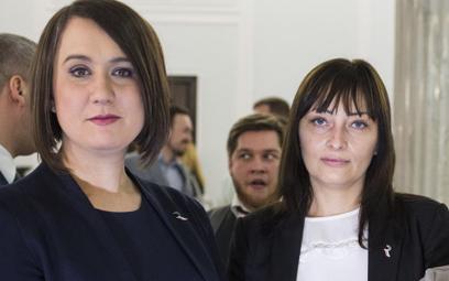 Anna Siarkowska i Małgorzata Janowska w wyborach w 2015 r. startowały z list Kukiz'15