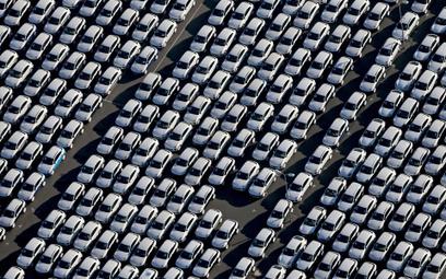 Renault, VW i FCA zyskały w sierpniu