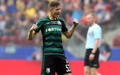 Puchar Polski: Permanentny kryzys Lecha, karna Legia
