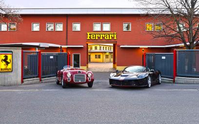 Po raz pierwszy w historii Ferrari wstrzymało produkcję