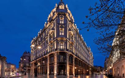 Rusza najbardziej luksusowy hotel w naszej części Europy