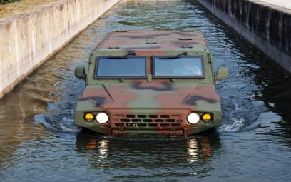 Kia zbuduje nowe samochody dla wojska