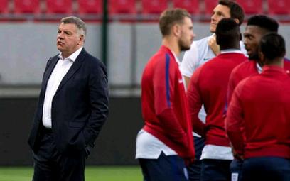 Trener reprezentacji Anglii: Przeklęta robota