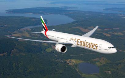Emirates najgorzej od 10 lat i dymisja szefa od handlu