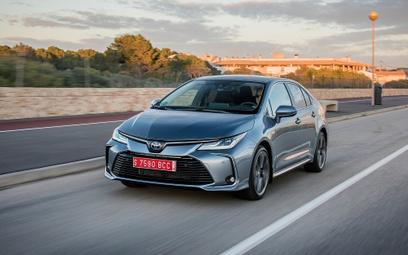 Sukces Toyoty Corolli w liczbach