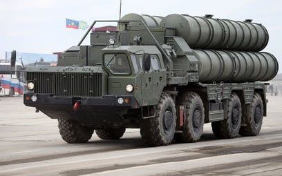 Nie będzie opóźnień w dostawie rosyjskich S-400 do Turcji