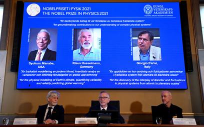 Laureaci Nagroda Nobla w dziedzinie fizyki