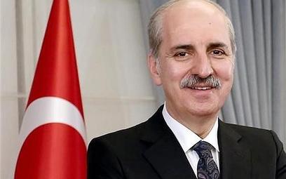 Numan Kurtulmuş objął urząd ministra kultury i turystyki w lipcu