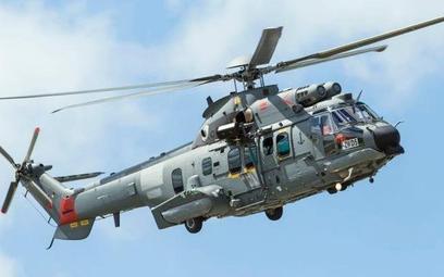 Airbus Helicopters z caracalami w prokuraturze