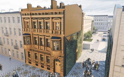 Człowiek, który zbudował Łódź. Jego dom czeka gruntowna rewitalizacja