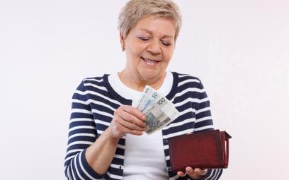 Minimalna emerytura wzrośnie do 1250 zł brutto