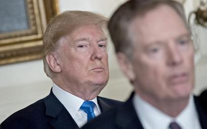 Prezydent USA Donald Trump, zwiększając presję na Chiny, posłuchał takich doradców jak Robert Lighth