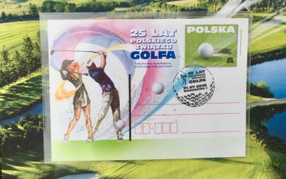 Polski golf ma własną kartkę pocztową