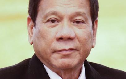 Prezydent Filipin kazał zabijać rebeliantów. Rzecznik: To legalne