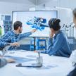 Firmy innowacyjne tworzą przestrzeń, w której pracownicy są zachęcani do otwartego dzielenia się opi